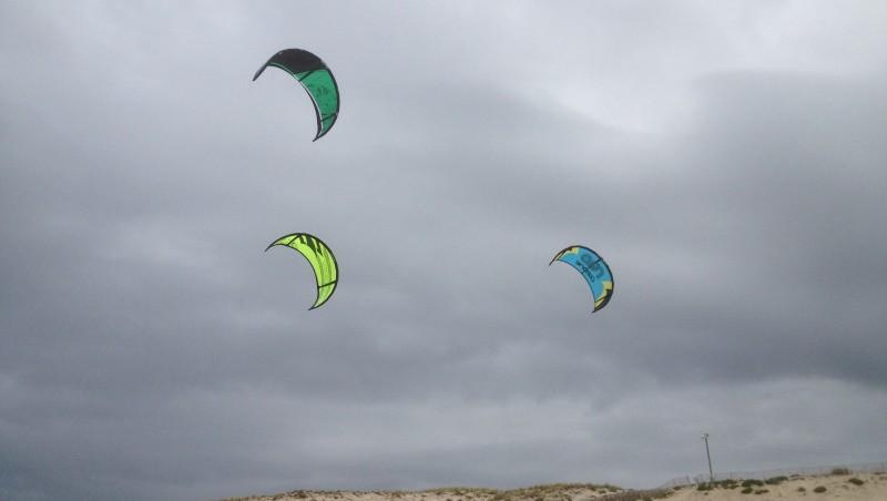 Wind report Carcans Océan - France (33) 2013-09-29 14:00:00