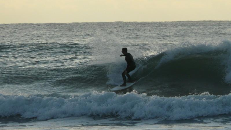 Surf report Chassiron - France (17) 2013-10-12 17:00:00