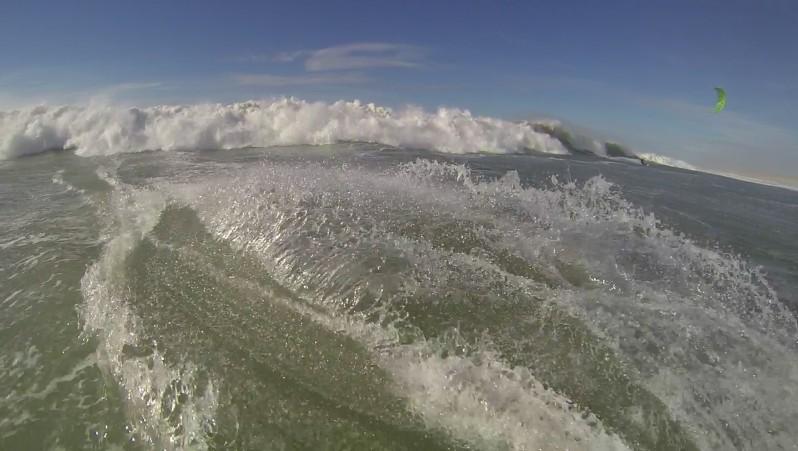 Wind report Hourtin Océan - Plage Sud - France (33) 2013-10-21 12:00:00