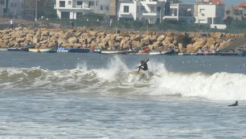 Surf report Dar Koch - Maroc (MA) 2013-11-03 12:00:00