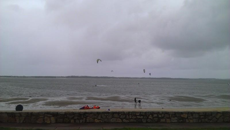 Wind report Arcachon - Les Arbousiers - France (33) 2013-11-08 14:00:00