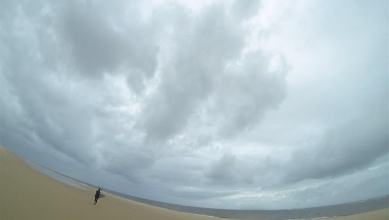 Wind report La Lagune - France (33) 2013-11-08 13:00:00