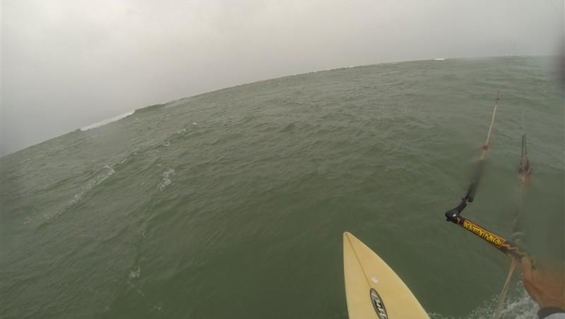 Wind report La Lagune - France (33) 2013-11-09 14:00:00