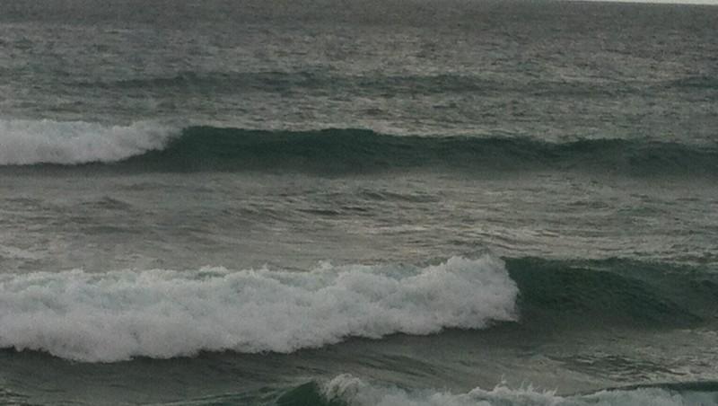 Surf report Vintimille - Italie (IT) 2013-11-15 07:00:00