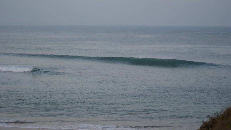 Surf report Quiberon - Port Bara - France (56) 2013-11-17 08:00:00