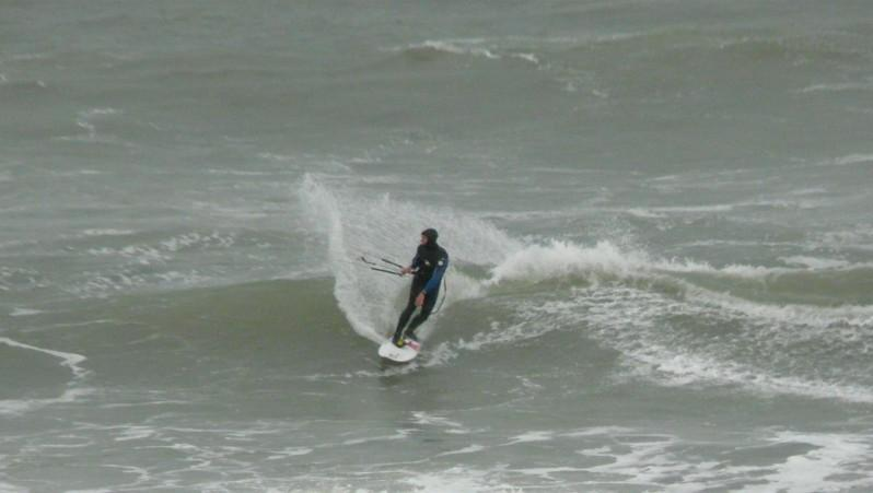 Wind report Biscarrosse Plage - France (40) 2013-11-19 13:00:00