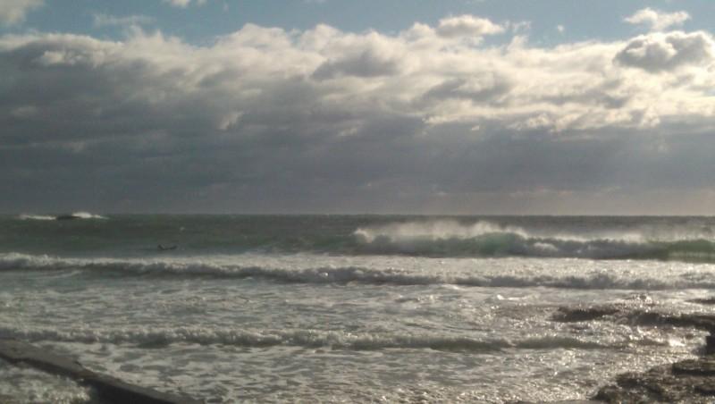 Surf report La Couronne - France (13) 2013-11-20 14:00:00