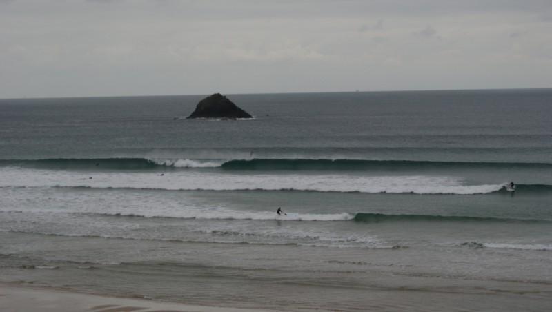Surf report La Palue - France (29) 2013-11-24 08:00:00