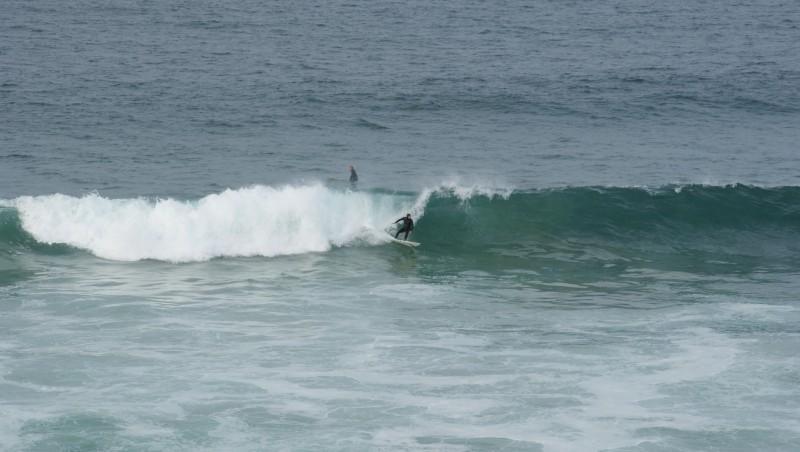 Surf report Quiberon - Port Rhu - France (56) 2013-12-06 09:00:00