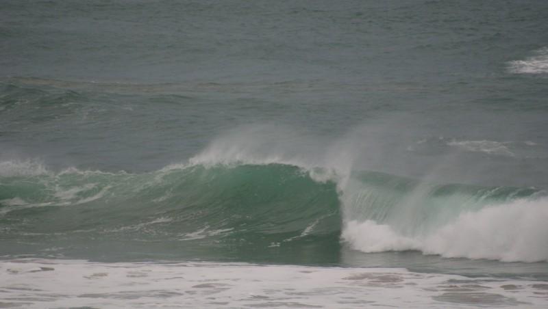 Surf report Cap Frehel (Poori) - France (22) 2013-12-16 16:00:00