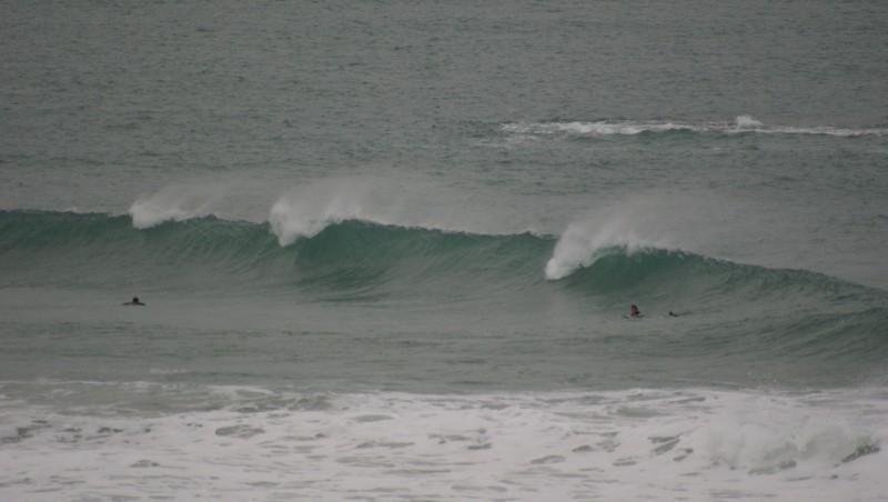 Surf report Cap Frehel (Poori) - France (22) 2013-12-16 16:00:00