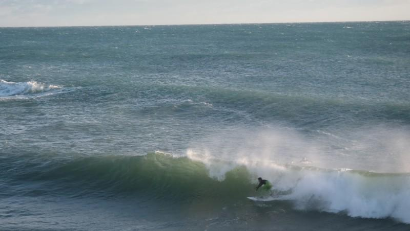 Surf report L'Arquet - France (13) 2013-12-26 13:00:00