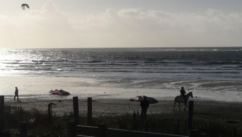 Wind report Fort Bloqué - France (56) 2013-12-26 15:00:00