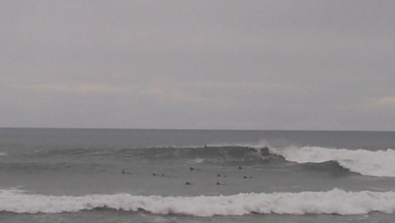 Surf report Lafiténia - France (64) 2014-01-18 15:00:00