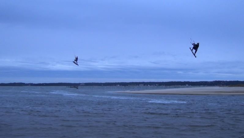 Surf report Cap-Ferret - Plage de L'Horizon - France (33) 2014-02-04 17:00:00