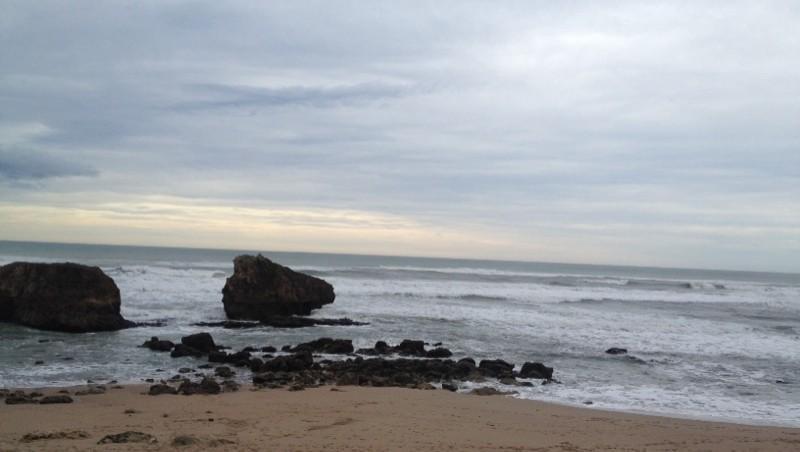 Surf report Milady - France (64) 2014-02-14 11:00:00