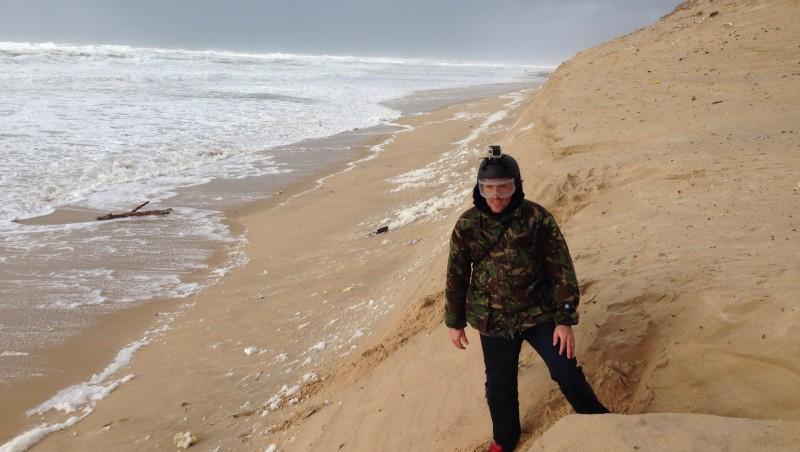 Surf report Le Truc vert - France (33) 2014-03-03 16:25:00