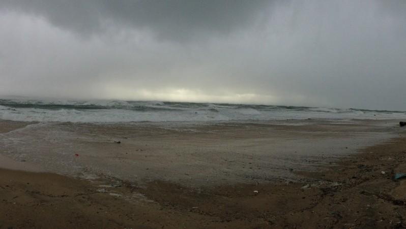 Surf report Cap-Ferret - Plage de L'Horizon - France (33) 2014-03-03 16:50:00