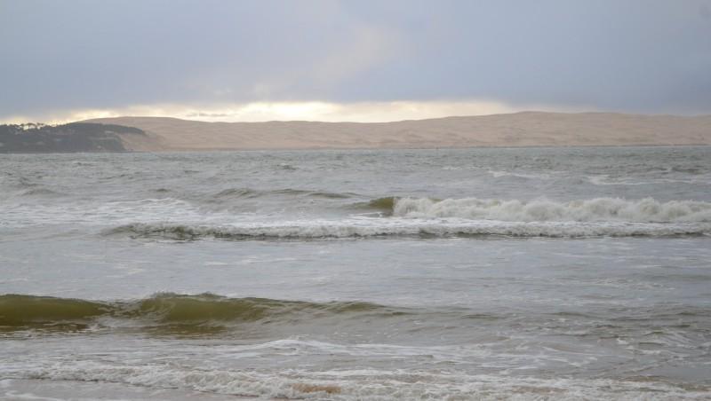 Surf report Cap-Ferret - Plage de L'Horizon - France (33) 2014-03-23 09:30:00