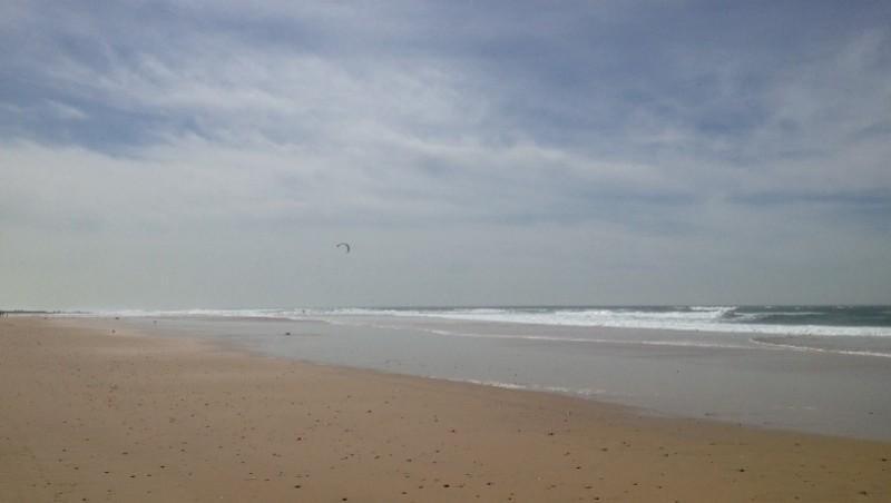 Surf report Lacanau Océan - La Nord - France (33) 2014-04-01 14:00:00
