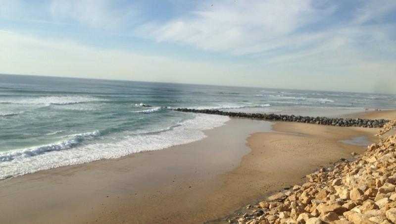 Surf report Lacanau Océan - La Nord - France (33) 2014-04-06 18:31:00
