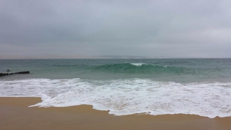 Surf report Cap-Ferret - Plage de L'Horizon - France (33) 2014-05-10 15:50:00