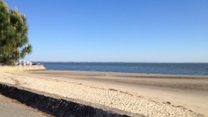 Surf report Arcachon - Plage d'Eyrac - France (33) 2014-05-15 09:00:00