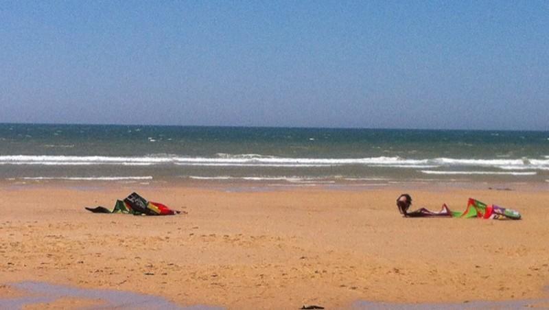 Surf report Lacanau Océan - La Sud - France (33) 2014-05-17 14:59:00