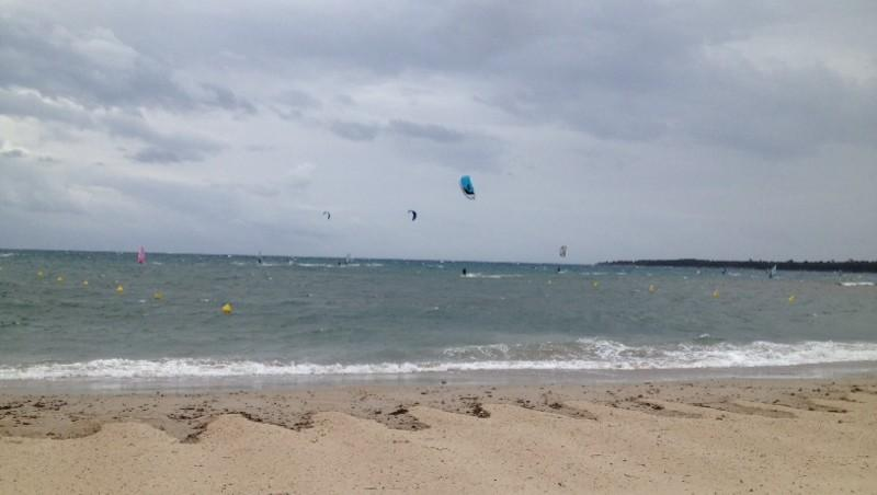 Surf report Cannes - Palm Beach - France (06) 2014-05-19 12:00:00