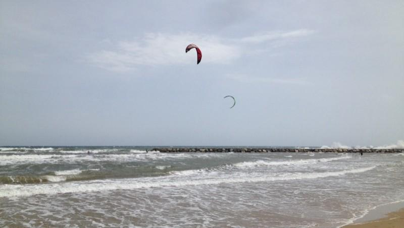 Surf report Saint-Aygulf - Zone Kite - France (83) 2014-05-21 13:00:00