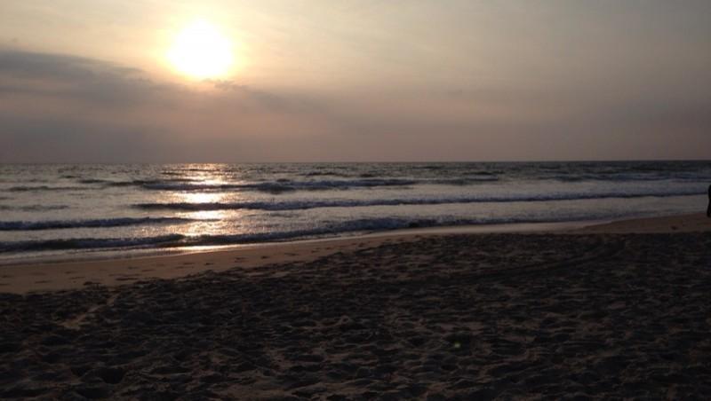 Surf report Le Porge - France (33) 2014-06-01 21:08:00