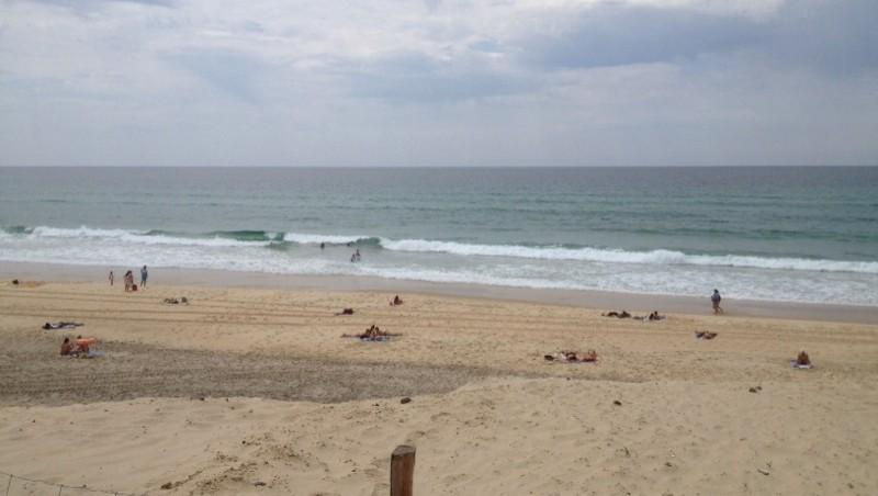 Surf report Biscarrosse Plage - France (40) 2014-06-27 15:00:00
