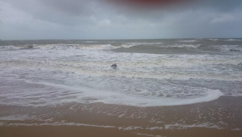 Surf report La Blanche - France (85) 2014-07-05 13:05:00