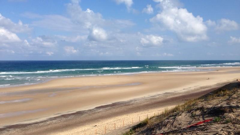 Surf report Biscarrosse Plage - France (40) 2014-07-12 10:26:00