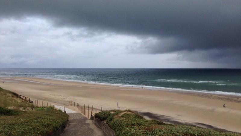Surf report Biscarrosse Plage - France (40) 2014-07-13 10:00:00