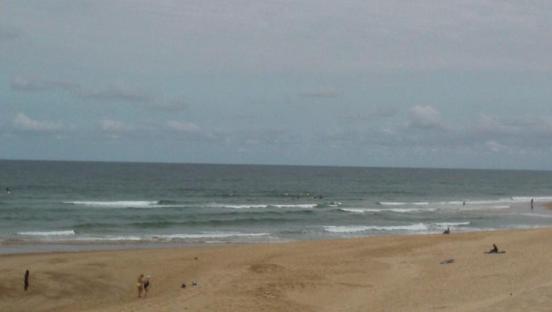 Surf report Vieux Boucau - France (40) 2014-07-30 10:00:00