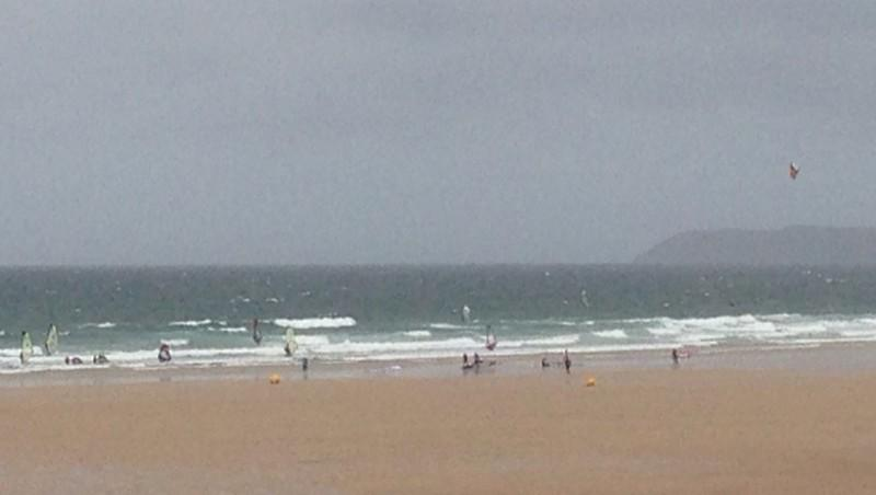 Surf report Siouville - Plage Nord - France (50) 2014-08-10 12:46:00