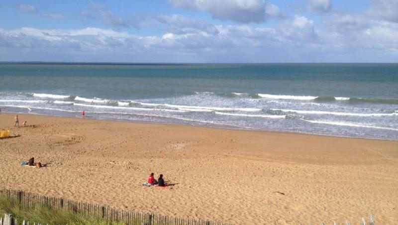 Surf report La Térrière - France (85) 2014-08-13 10:00:00
