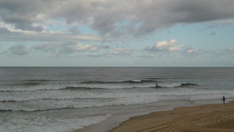 Surf report Vieux Boucau - France (40) 2014-08-16 09:35:00