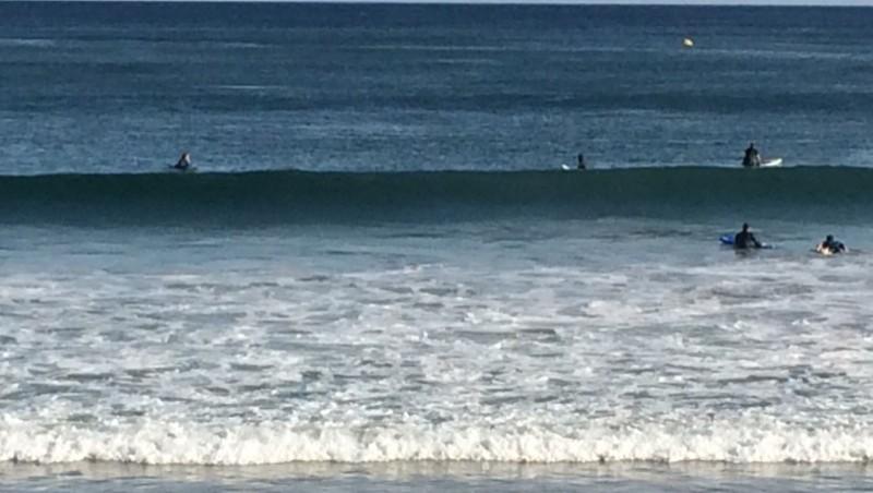 Surf report Hendaye - France (64) 2014-09-17 10:00:00