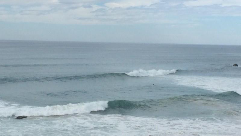 Surf report Ilbarritz - France (64) 2014-09-17 16:19:00