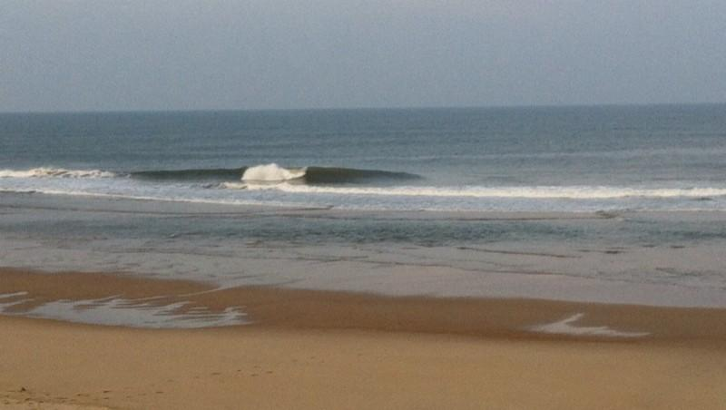 Surf report Côte Sauvage - Le 27 - France (17) 2014-09-24 10:00:00