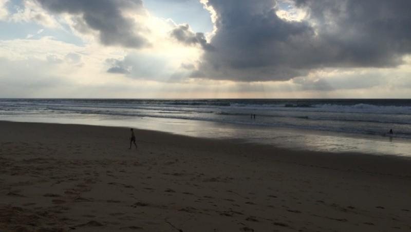 Surf report Cap-Ferret - Plage de L'Horizon - France (33) 2014-10-04 18:00:00