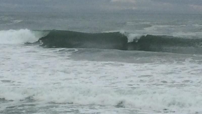 Surf report Côte des Basques - France (64) 2014-10-16 11:00:00