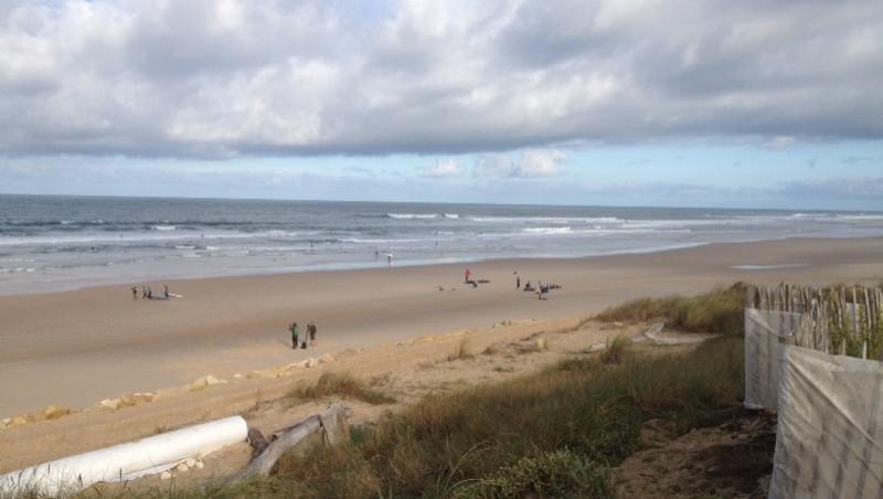 Surf report Lacanau Océan - La Nord - France (33) 2014-10-21 10:41:00