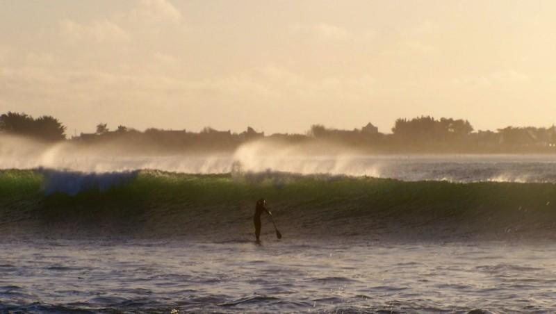 Surf report La Torche - France (29) 2014-10-27 09:00:00