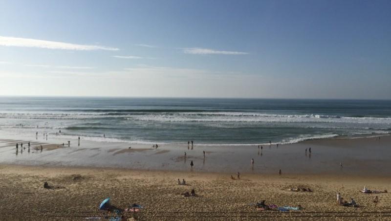 Surf report Le Porge - France (33) 2014-10-29 15:00:00