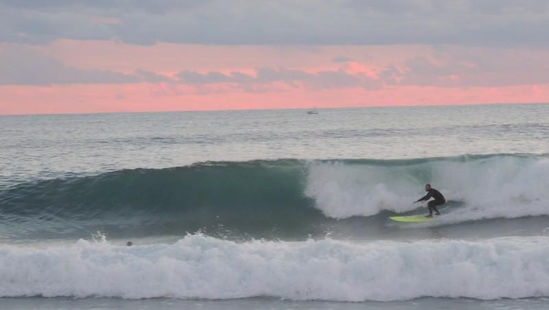 Surf report Sausset-les-Pins - L'Hermitage - France (13) 2014-11-16 17:20:00