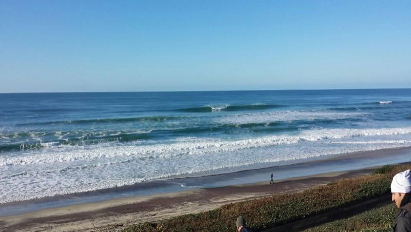 Surf report Biscarrosse Plage - France (40) 2014-12-21 14:30:00