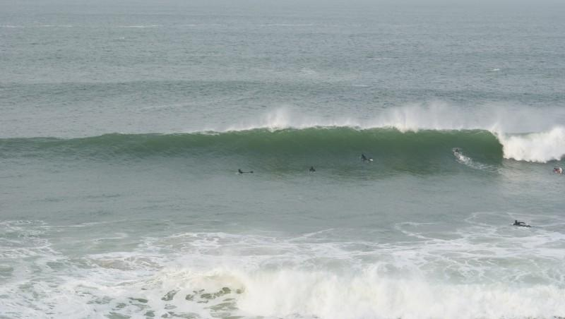 Surf report Quiberon - Port Rhu - France (56) 2014-01-12 09:00:00